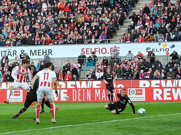 Köln_2-0_Leverkusen_osako_goal