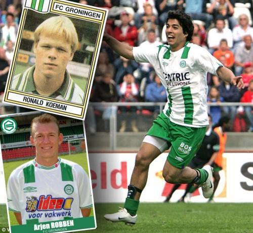 Suarez Koeman joined this club before they moved to Ajax Robben and VirgilvDijk also played for fc groningen