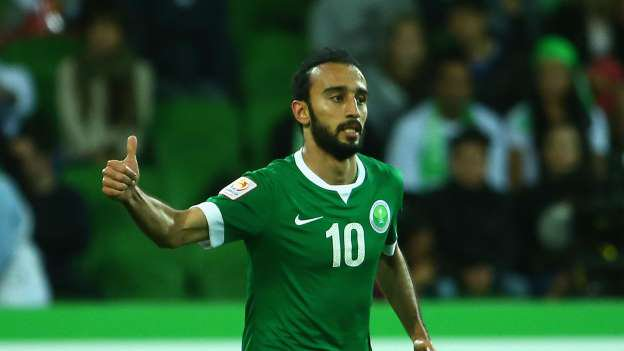 Manchester United trial for Saudi striker Al-Sahlawi