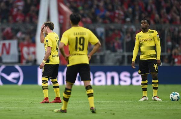 Bayern Munich 6 - 0 Borussia Dortmund