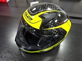 LS2ディアブロ カーボンヘルメット