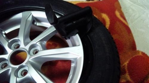 タイヤ組み換え (40)