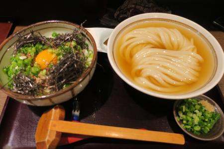 肉味噌丼セット