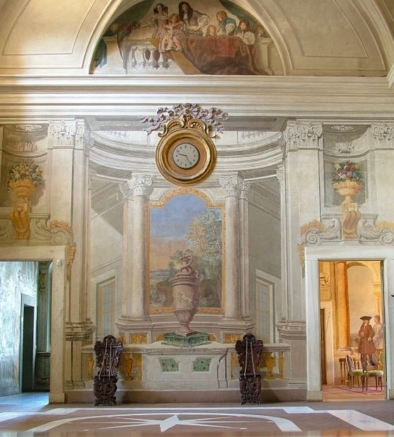 Elisa di Rivombrosa124-Villa Falconieri a Frascati