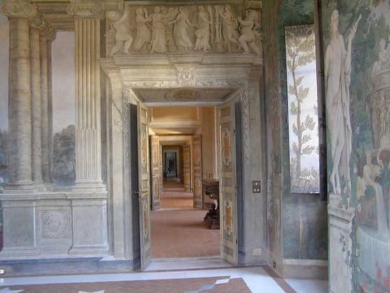 Elisa di Rivombrosa128-Villa Falconieri a Frascati
