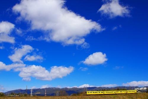 IMG_3910青空とナローゲージ