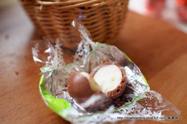 ミニイースターエッグ リンドールスプリング 味の比較感想ブログ