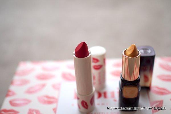 3月のマイリトルボックス感想ブログ L'ORÉAL PARIS(ロレアル パリ)カラーリッシュ ルルージュ My Little Beauty レッド リップスティック