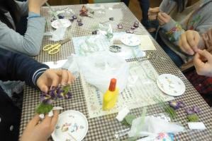 小学生の手芸教室 2018年3月