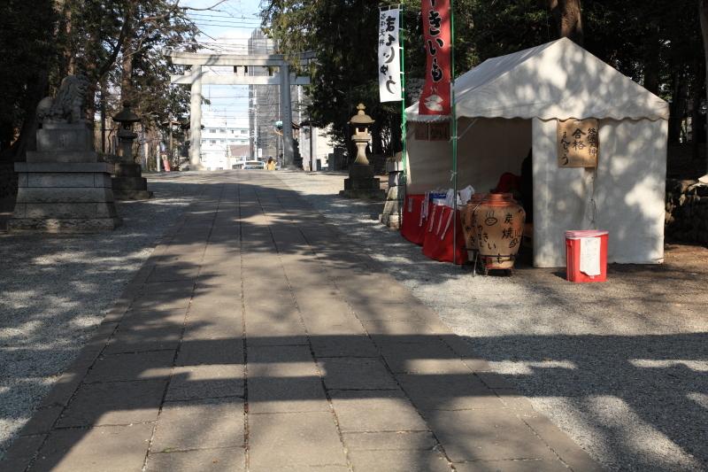 谷保天満宮 - 116