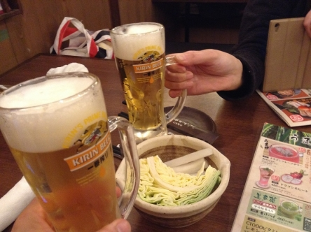 生ビールサイコー