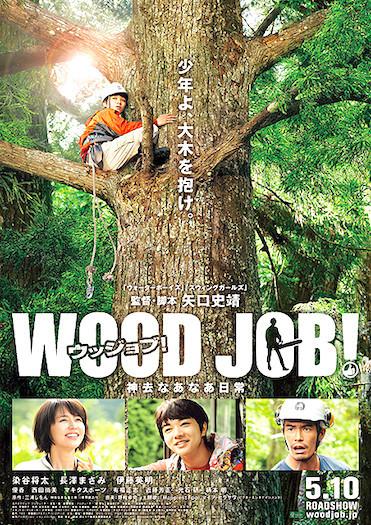 Wood Job Poster