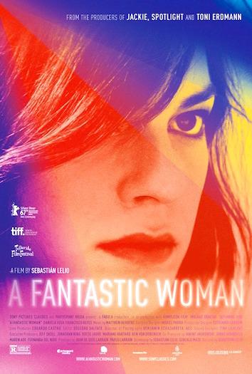 Fantastic Woman Poster