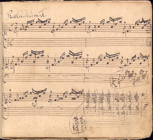 Prelude C major