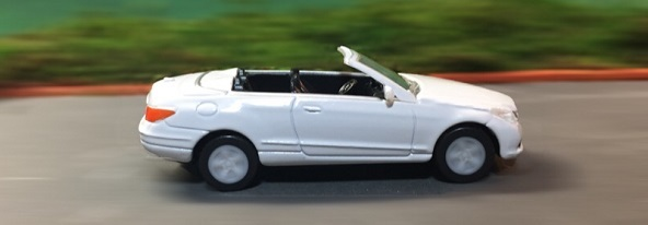 Mercedes Benz E class Cabriolet_2621