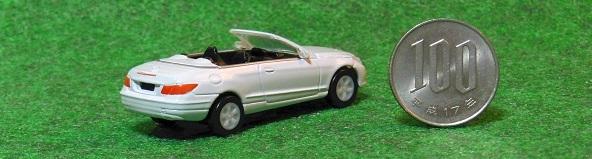 Mercedes Benz E class Cabriolet_1669