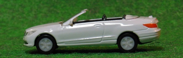 Mercedes Benz E class Cabriolet_1681