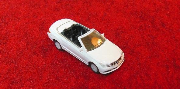Mercedes Benz E class Cabriolet_1689
