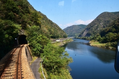 中国太郎江の川