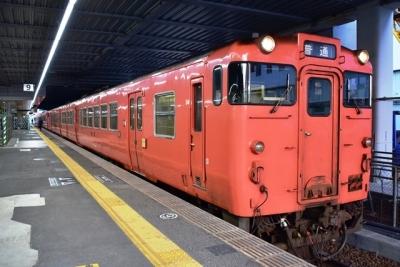 三次行きキハ47形2000番台