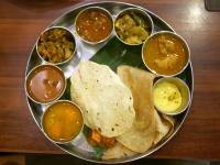 アーンドラキッチン上野南インド料理ミールス01