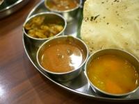 アーンドラキッチン上野南インド料理ミールス02