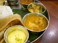 アーンドラキッチン上野南インド料理ミールス03