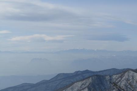 180210相馬山 (5)八ヶ岳s
