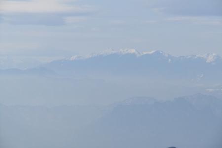 180210相馬山 (6)八ヶ岳s