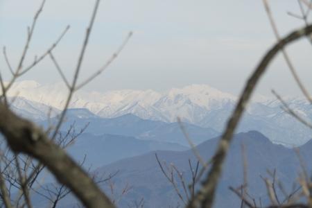 180210相馬山 (15)谷川岳s
