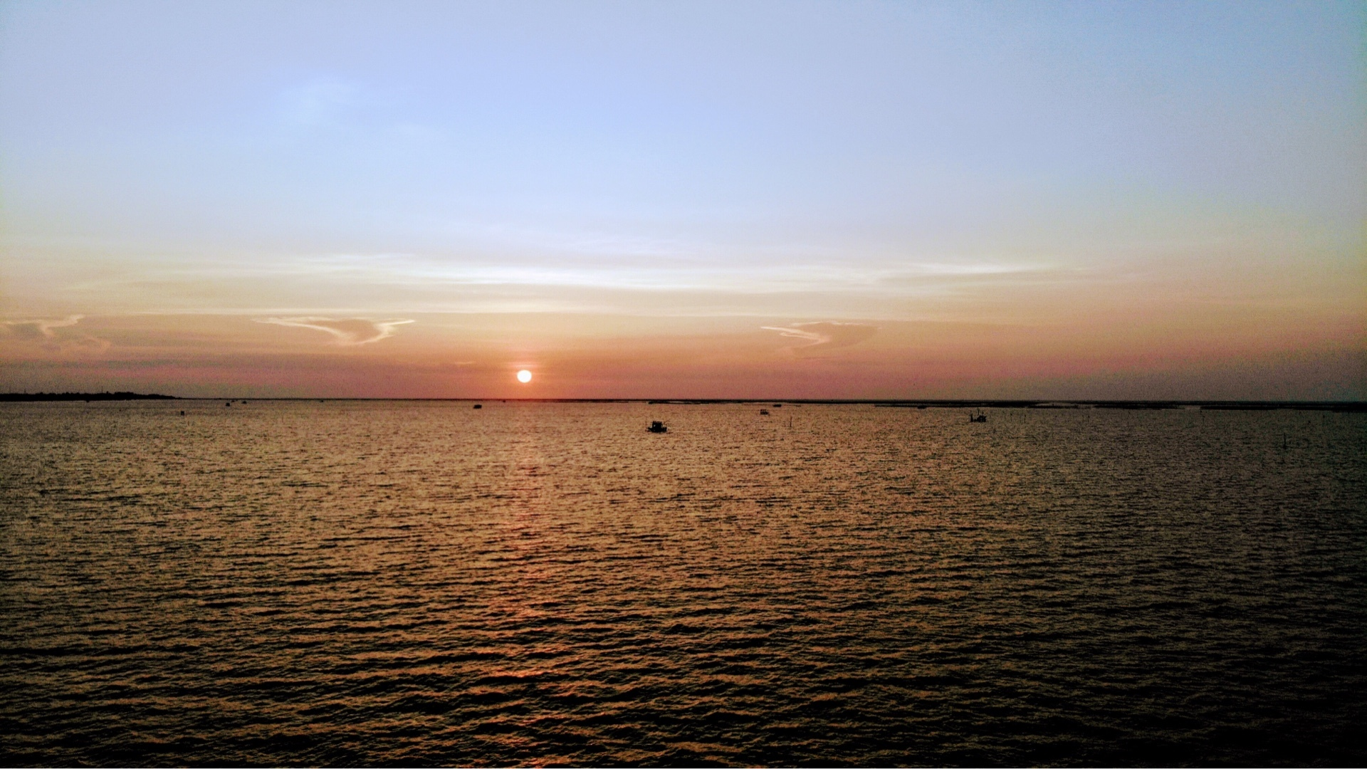 Pataya Sunset