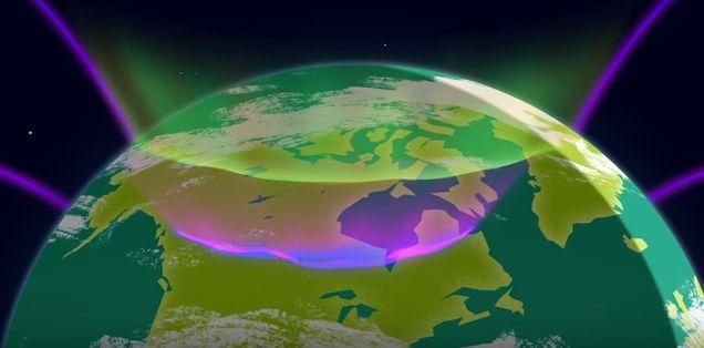 【NASA】まるでオーロラのように紫色に発光する細いリボンのような現象が近年、複数報告されているのを知っていますか?夜空に 浮かぶ「スティーブ現象」