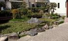 若の墓前池
