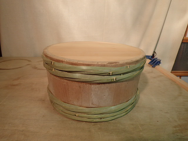 素潜り漁桶樽浮き3