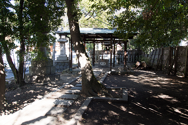 川原神社天神社