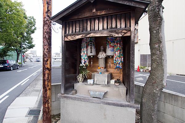 地蔵菩薩のお堂