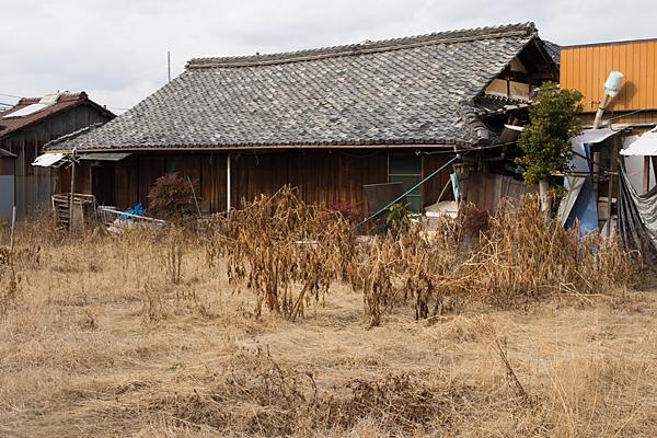 犬山城下空き家