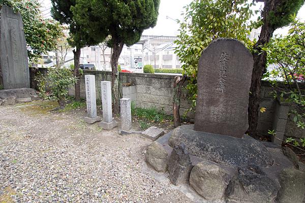 豊若宮八幡社石碑など