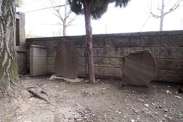 豊若宮八幡社石碑いろいろ