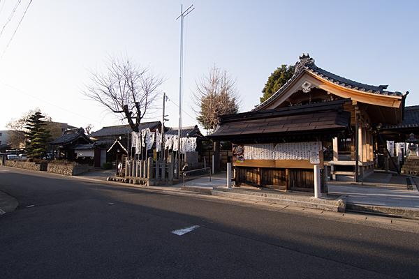 十所社隣の寿宝院