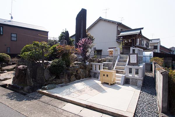 上小田井星神社諏訪社