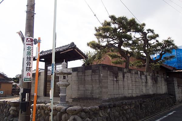 大門秋葉神社全景