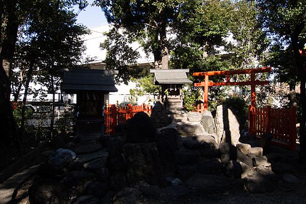 鹿島稲荷神社境内社