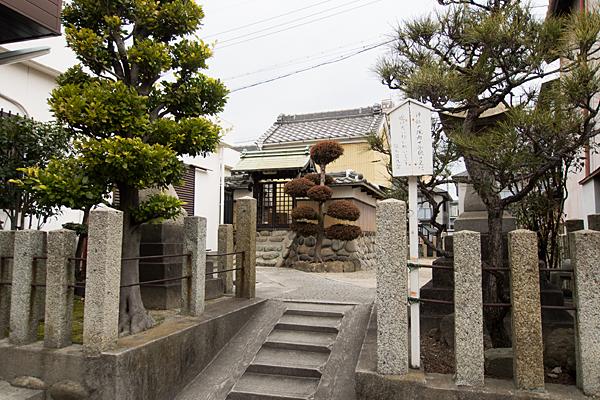 松城町3秋葉神社