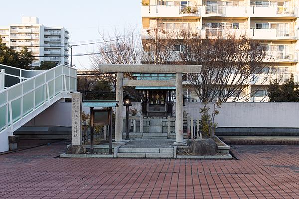 千代が丘椿神社