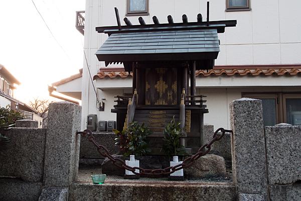 山木秋葉神社本社