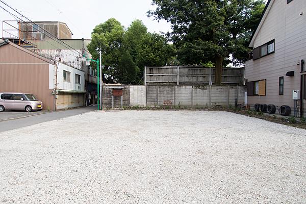 空き地または駐車場