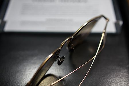 YUICHI TOYAMA U-078 サングラス 三条市のメガネ店