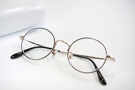 丸めがね 可愛いメガネを作ろう 長岡市のめがね店