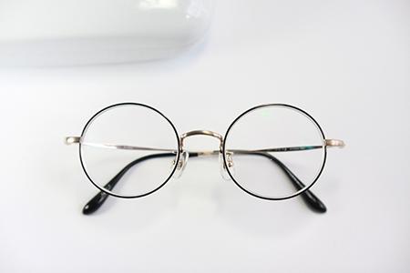 眼鏡の流行 はやりのラウンド 2018